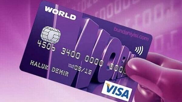 Yapi kredi word yillik ucreti geri almak