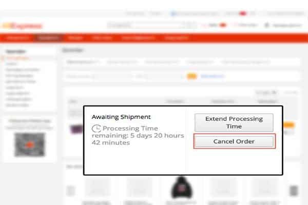 Aliexpress sipariş iptali nasıl yapılır-3