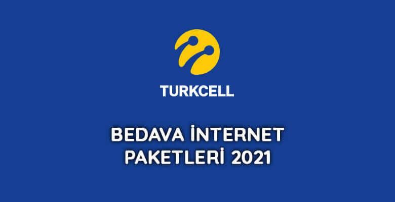 Turkcell Servis Kampanyaları Bedava Cepten İnternet