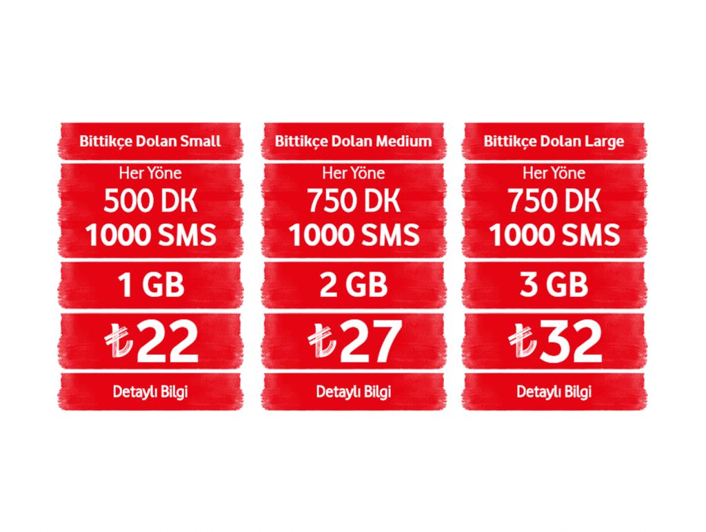 Vodafone ek paket