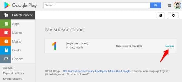 Google Play Abonelik Yenileme İşlemi Nasıl Yapılır?