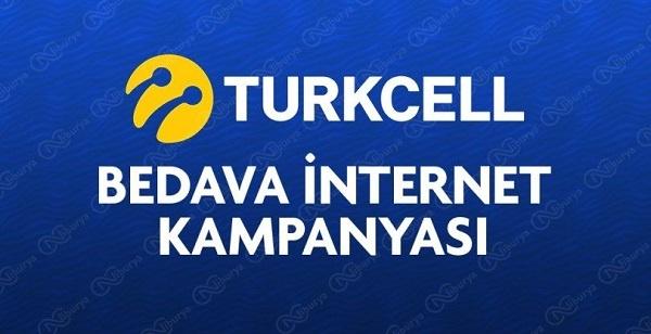 Turkcell hediye internet 2021