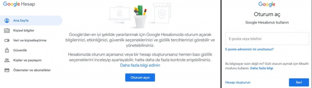 gmail hesap silme gmail hesap kapatma