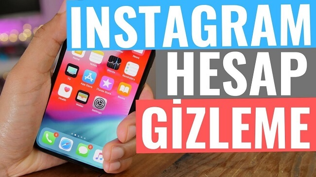 instagram hesap gizleme instagram hesap gizleme nasil yapilir