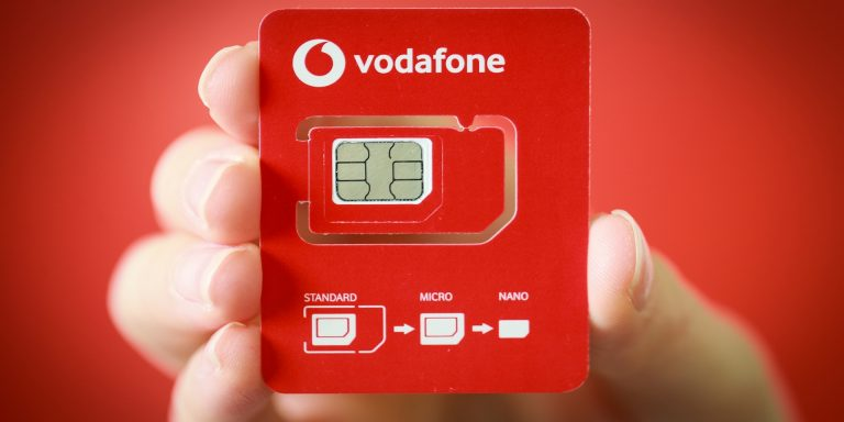 Vodafone PUK kodu