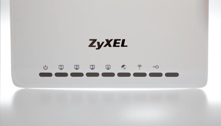 Zyxel modem