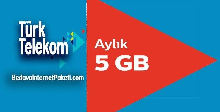 turk telekom internet paketleri